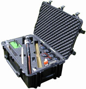 line gun kit - pelican case
